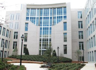 Fairfax County's Jennings Judicial Center